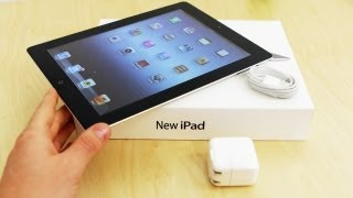 New iPad Unboxing! | iPad 3 Unboxing (2012)