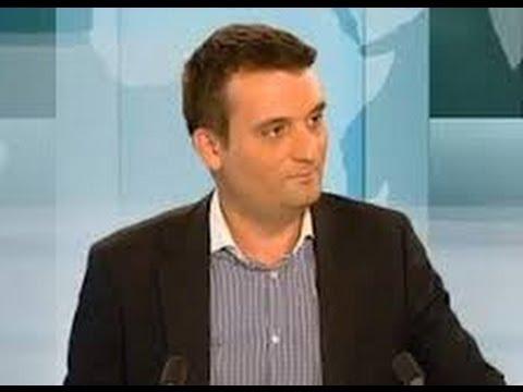 Duel Florian Philippot   Bruno Le Maire sur BFMTV 15 09 13)