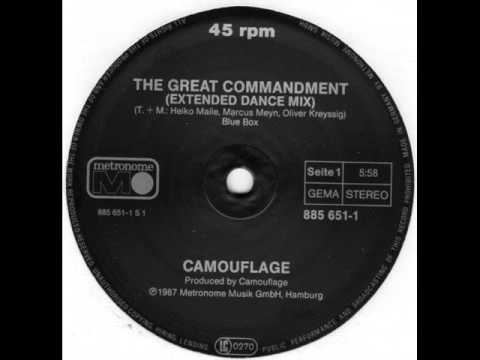 Camouflage - The Great Commandment (Extended Dance Mix)