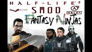 FN: Half Life 2 Smod. Justice Freeman!