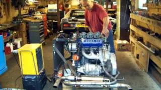 Krijn stelt Ford Essex V6 uit AC 3000ME af