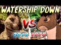 Watership Down 2018 VS.1978 Review!