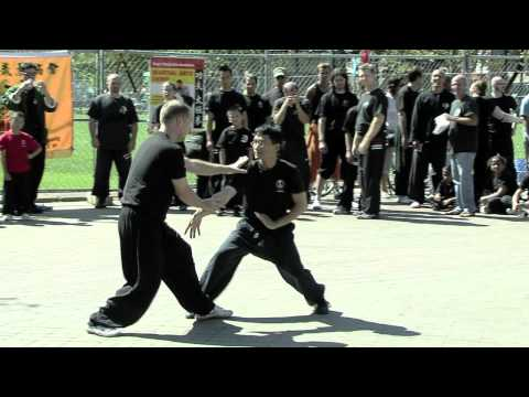2008 YMAA Boston Xingyiquan Fighting Set Demo Image 1