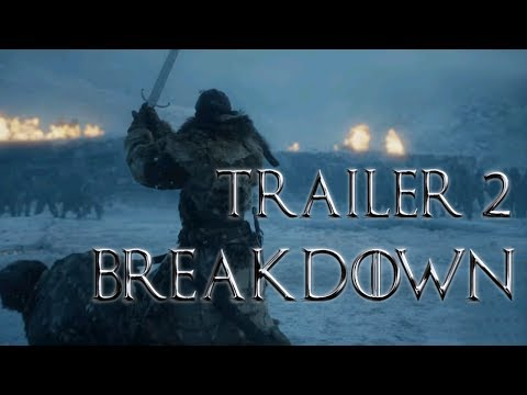 Official Season 7 Trailer 2 Explained !   Game of...