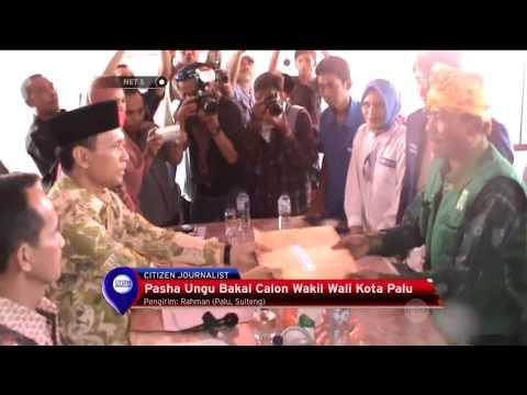 Pasha Ungu Calon Wakil Walikota Palu - NET5