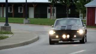 1967 Ford Mustang Eleanor - Gone in 60 Seconds Hero Car