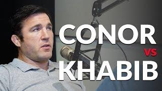 Chael Sonnen talks meeting Fedor in New York and Conor McGregor vs Khabib Nurmagomedov