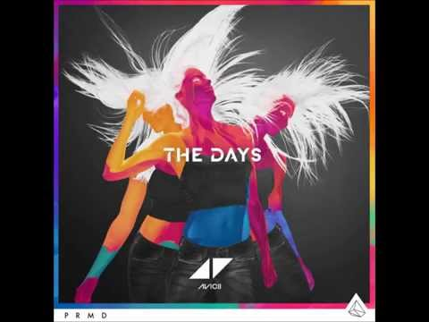 Avicii ft. Robbie Williams - The Days (Full High Quality)
