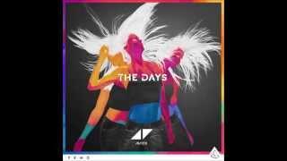 Avicii Video - Avicii ft. Robbie Williams - The Days (Full High Quality)
