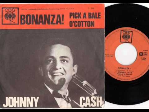 Johnny Cash - Bonanza