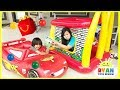 McDonald's Drive Thru Prank Bad Mommy on Disney Cars Lightnin...