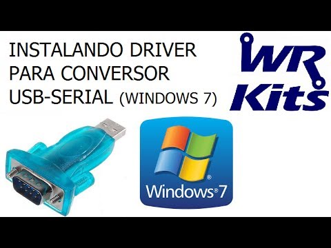 driver usb serial windows 7