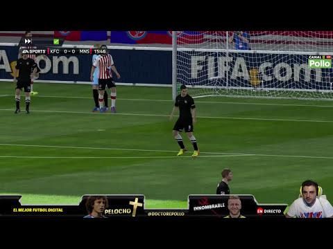 FIFA 14 |De Cachondeo| Minitorneo Grupo B Mundial Brasil