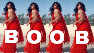 Must Watch [BOOB Show] Enjoy TikTok girls with Hot Sarees