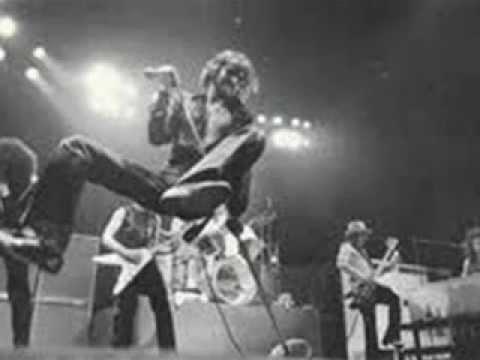 J.Geils Band - Cruisin' For A Love @ Winterland ' 77