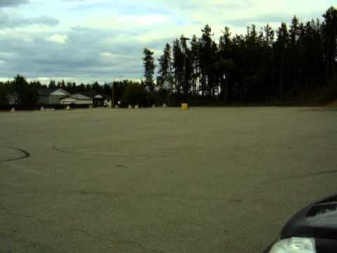 Yukon RC speed runs 2011 -  HPI BAJA 5B.MPG