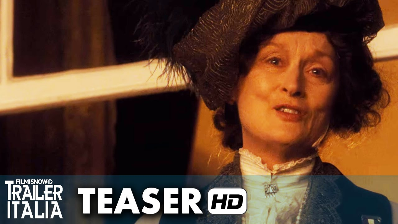 SUFFRAGETTE Teaser Trailer Italiano - Meryl Streep, Carey Mulligan [HD]