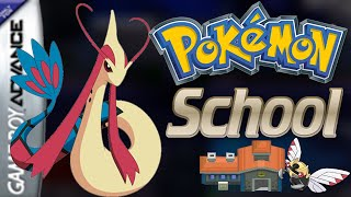 Pokemon School Para Android Hackrom My Boy! GBA PC