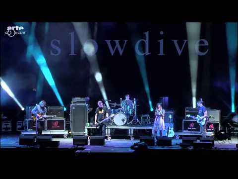 Slowdive - When The Sun Hits & Golden Hair- Live 2014 Barcelona Primavera Sound