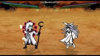 Madara Rikudou vs Momoshiki Manga Alternative Mugen
