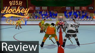 Bush Hockey League Gameplay Review