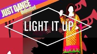 Just Dance Unlimited Light It Up By Major Lazer Ft Nyla Fuse Odg Remix Fanmade Mashup