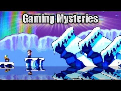 Gaming Mysteries: Super Mario's Wacky Worlds (CD-i) UNRELEASED