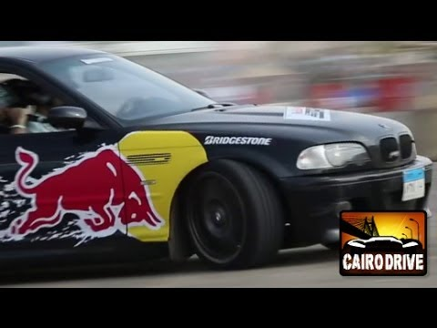 Red Bull Car Park Drift 2013 Egypt Qualifier - The Story -- Cairo Drive