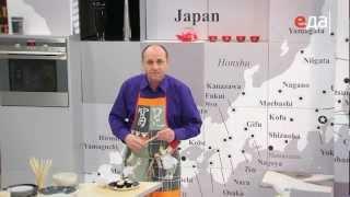 Кухня  Японии. Суши