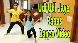 Download Udi Udi Jaye DANCE VIDEO | Raees | Shah Rukh Khan & Mahira Khan | Ram Sampath 3Gp Mp4