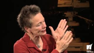 InnerVIEWS with Ernie Manouse - Laurie Anderson