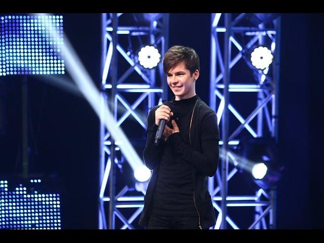 Kings Of Leon - Sex on Fire. Vezi aici cum cântă Cătălin Caragea la X Factor!