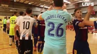 LNFS  | ITENERIFE IBERIA TOSCAL 1-9 FC BARCELONA B