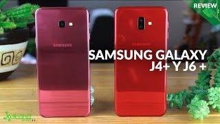 Galaxy J4+ y J6+, EXPERIENCIA DE USO: ¿la gama media de Samsung sigue estando a la altura?