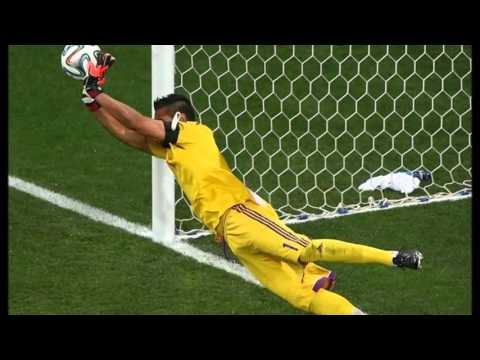 fifa world cup 2014 argentina vs holland, sergio romero penalties & celebration photos