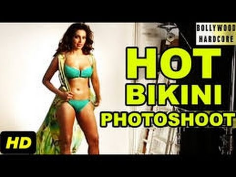 Bipasha Basu Hot Bikini Photoshoot | Dabboo Ratnani Calendar Making - 2015 (full Video) video