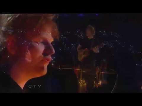 Ed Sheeran- Lego House Live Billboard Music Awards 2013