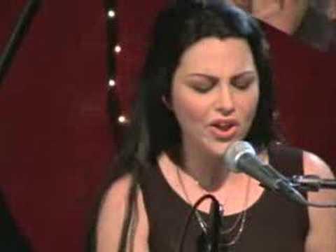 Evanescence - Lithium (Live Acustic)
