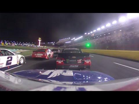 Dale Earnhardt Jr. 2015 Coca-Cola 600 onboard last half from Charlotte Motor Speedway