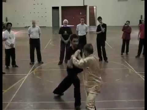 Combat Application of Shaolin 72 Chin-Na Techniques Image 1