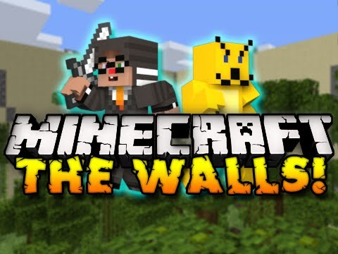 Minecraft: The Walls w/ Chim & Friends #2 - Jungle Victory! (HD)