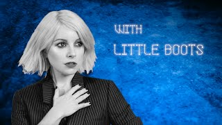 Jean-Michel Jarre with Little Boots Track Story