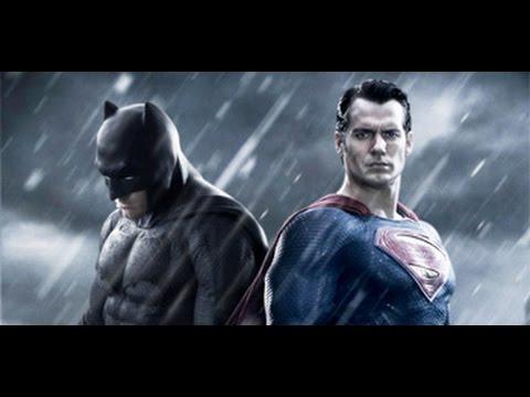 Year 3 Day 261 Greg Versus Superman vs Batman news