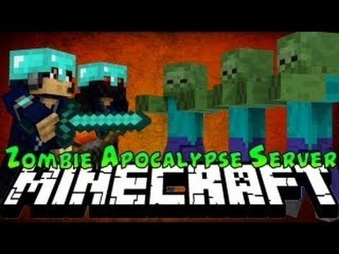 #Minecraft Zombie Apocalypse Server (IP: mc-apocalypse.net)