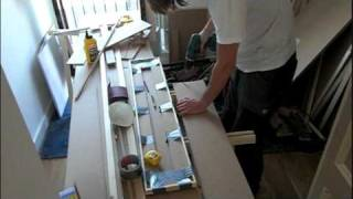 the wardrobe cabinet making