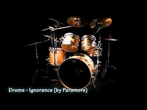 Drums Cover - Ignorance By Paramore (audio Only) video