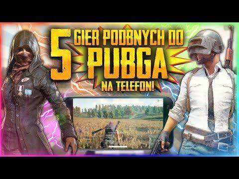 5 GIER PODOBNYCH Do PUBGa Na Telefon! 2