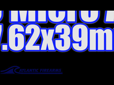 CAI C39 Micro AK 47 Milled Pistol Atlantic Firearms