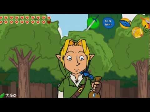 Zelda - Parodia Loquendo