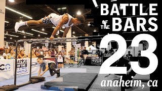 Battle of the Bars 23 - Street Workout and Calisthenics Competition - 2017